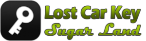 Lost Car Key Sugar Land Logo